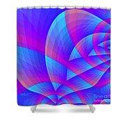 Parabolic Shower Curtain