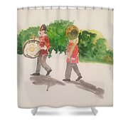 Parade Shower Curtain