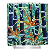 Paradise 2 Shower Curtain