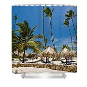 Paradise Beach Shower Curtain
