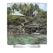 Paradise In Coki Shower Curtain