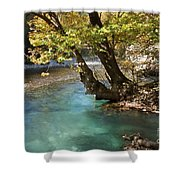 Paradise River Shower Curtain