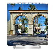 Paramount Pictures Melrose Gate Shower Curtain