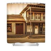 Paramount Ranch Agoura Hotel - Panorama Shower Curtain