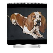 Pardner Shower Curtain