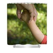 Parenthood Shower Curtain
