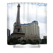 Paris Hotel Shower Curtain