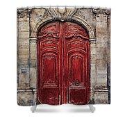 Parisian Door No.49 Shower Curtain