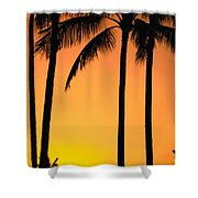 Park Stretch Shower Curtain