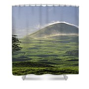 Parker Ranch Shower Curtain