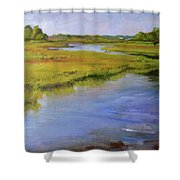 Parker's River, Cape Cod Shower Curtain