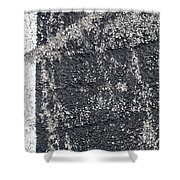 Parking Lot 3 Shower Curtain