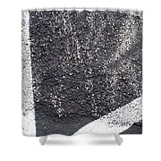 Parking Lot 4 Shower Curtain
