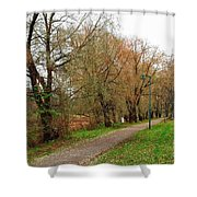 Parkway Shower Curtain