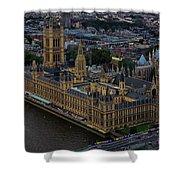 Parliament Shower Curtain