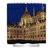 Parliment Shower Curtain