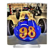Parnelli At Indianapolis Shower Curtain