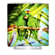 Parrotheads 2016 Redux For Shirts Shower Curtain