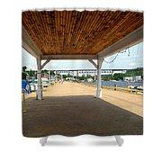 Parry Sound Shower Curtain