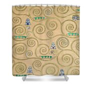 Part Of The Tree Of Life, Part 1 Shower Curtain