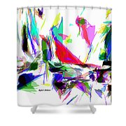 Party Time Shower Curtain