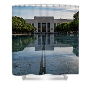 Pasadena City College Shower Curtain