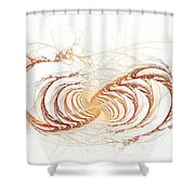Passage To Clarity Shower Curtain