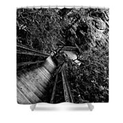 Passage Way Shower Curtain