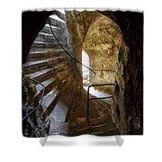 Passages - Dover Castle Shower Curtain