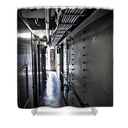 Passageway To The Past Shower Curtain