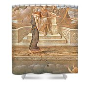 Passing Days Shower Curtain