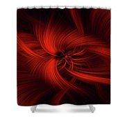Passion Concept Shower Curtain