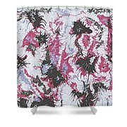 Passion Party - V1do100 Shower Curtain