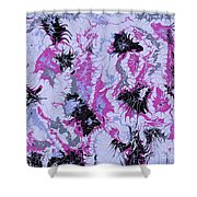 Passion Party - V1rse38 Shower Curtain