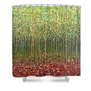 Passion Sweet Shower Curtain