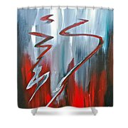 Passion Two Shower Curtain