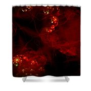 Passional Shower Curtain