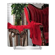 Passionate Afternoon Shower Curtain