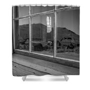 Past Reflections Shower Curtain