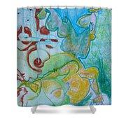 Pastel 18 Shower Curtain