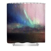 Pastel Ambience Shower Curtain