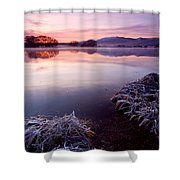 Pastel Dawn Shower Curtain