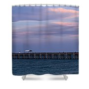 Pastel Skies Shower Curtain