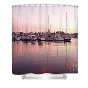 Pastel Waters Shower Curtain