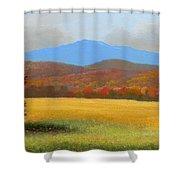 Pasture Guardians Shower Curtain