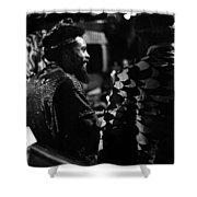 Pat Patrick 1 Shower Curtain