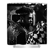 Pat Patrick 2 Shower Curtain