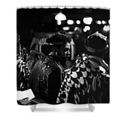 Pat Patrick Shower Curtain