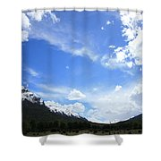 Patagonia Shower Curtain