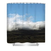 Patagonian Flag Shower Curtain